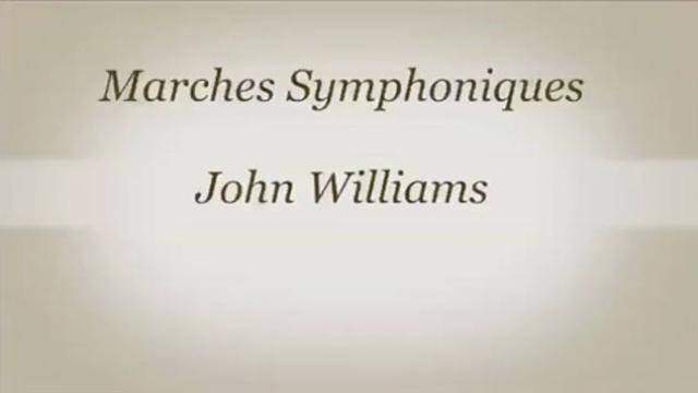 Marches symphoniques